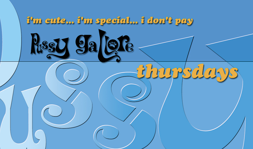 Pussy Gallore Thursdays at Club 609 and Whisky Lounge