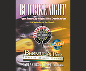 Bud Bike Night at Bermuda Bar - tagged with 305.945.0196