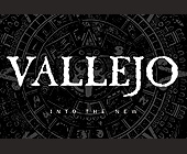 Vallejo Into the New Tour Schedule - Concert