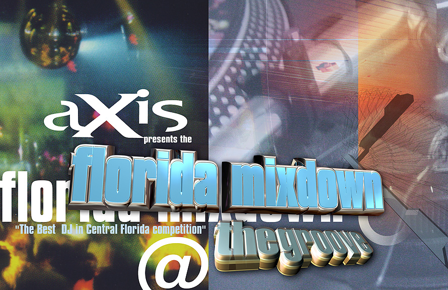 Axis Mixdown Event at The Groove