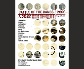 Battle of the Bands at Elizabeth Reed's Music Hall - tagged with top 40