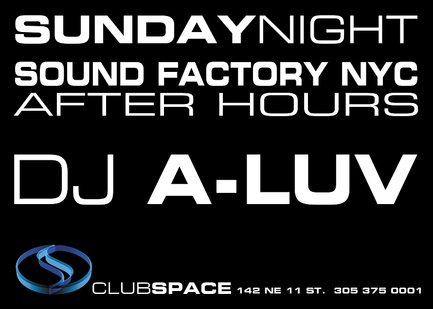 Sound Factory NYC After Hours