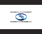 Club Space Saturday Night Privilege Pass - created September 12, 2000