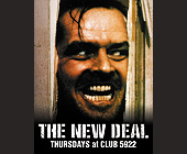 The New Deal on Thursdays at Club 5922 - Club 5922 Graphic Designs