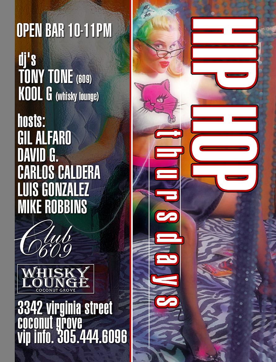 Hip Hop Thursdays at Club 609