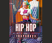 Hip Hop Thursdays at Club 609 - 1200x1575 graphic design
