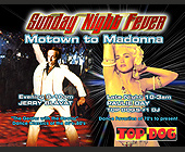 Sunday Night Fever at Top Dog Sports Bar - tagged with madonna