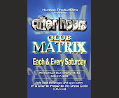 After Hours at Club Matrix - tagged with nj