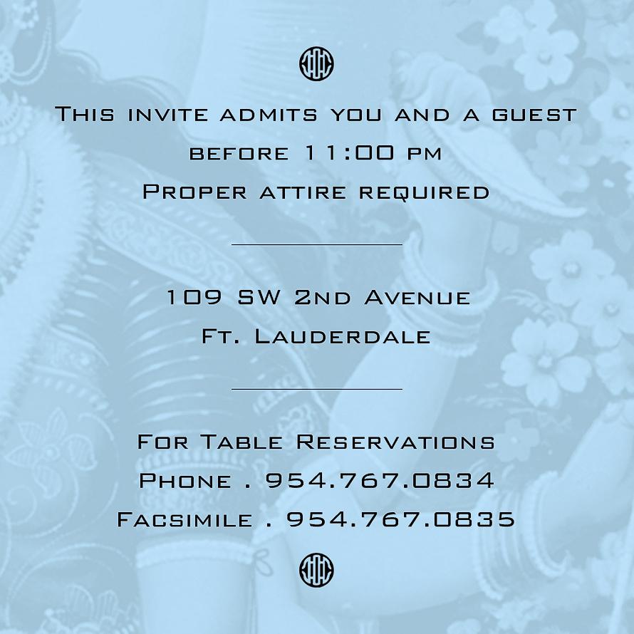 Sutra Nightclub in Ft. Lauderdale
