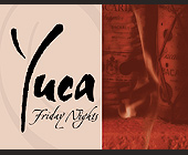 Yuca Friday Nights - tagged with alcohol
