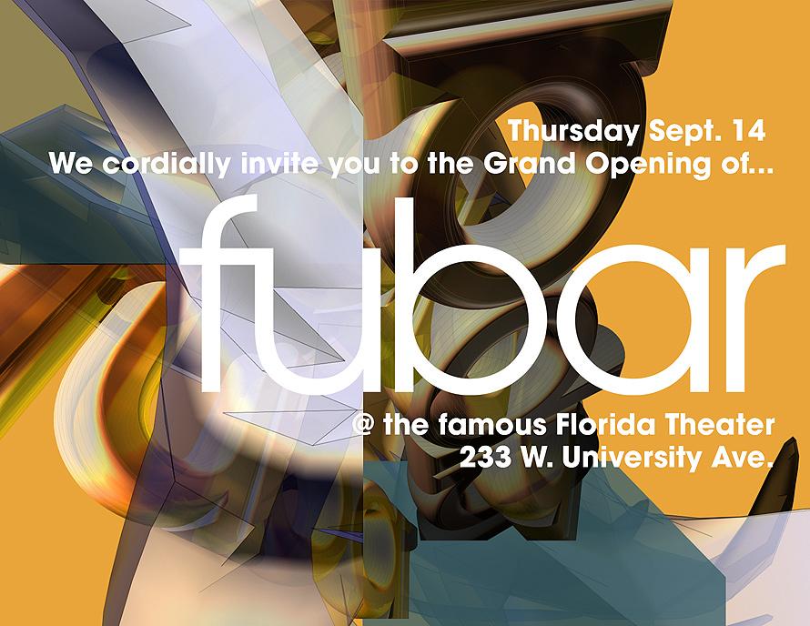 Fubar at Florida Theater