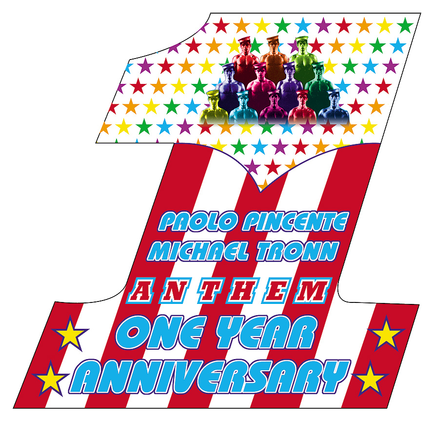 Anthem One Year Anniversary at Crobar