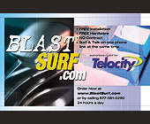 Blast Surf Authorized Agent for Telocity - Aventura Graphic Designs
