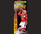 The Super Sound Bowl at Spirit International - 2750x1063 graphic design