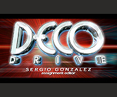 Deco Drive Business Card - tagged with digital