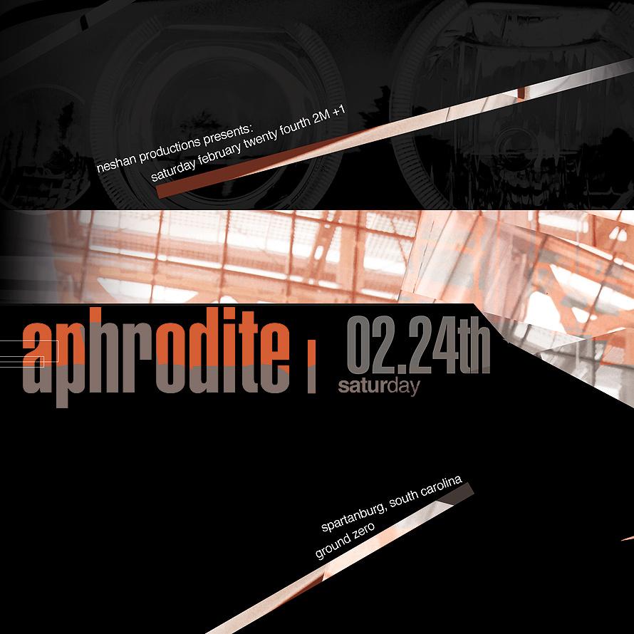 Aphrodite at Ground Zero Nightclub