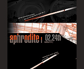 Aphrodite at Ground Zero Nightclub - Spartanburg Graphic Designs