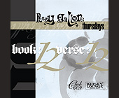 Pussy Gallore Thursdays at Club 609 and Whisky Lounge - created January 24, 2001
