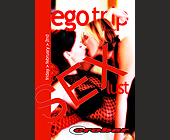 Ego Trip Magazine Sex Lust at Crobar - tagged with kiss