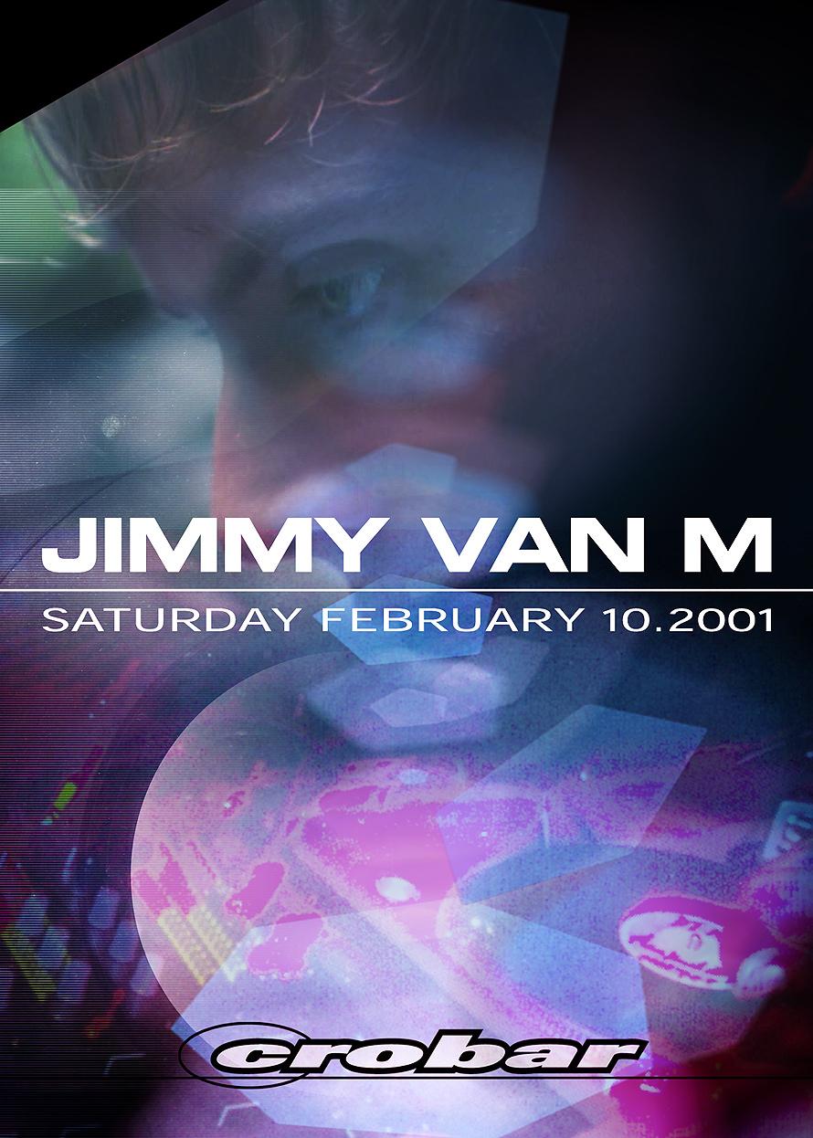 Jimmy Van M at Crobar