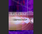 Luis Diaz at Crobar 2 - tagged with balance us