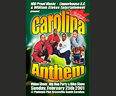 Carolina Anthem at Platinum Plus - tagged with south carolina