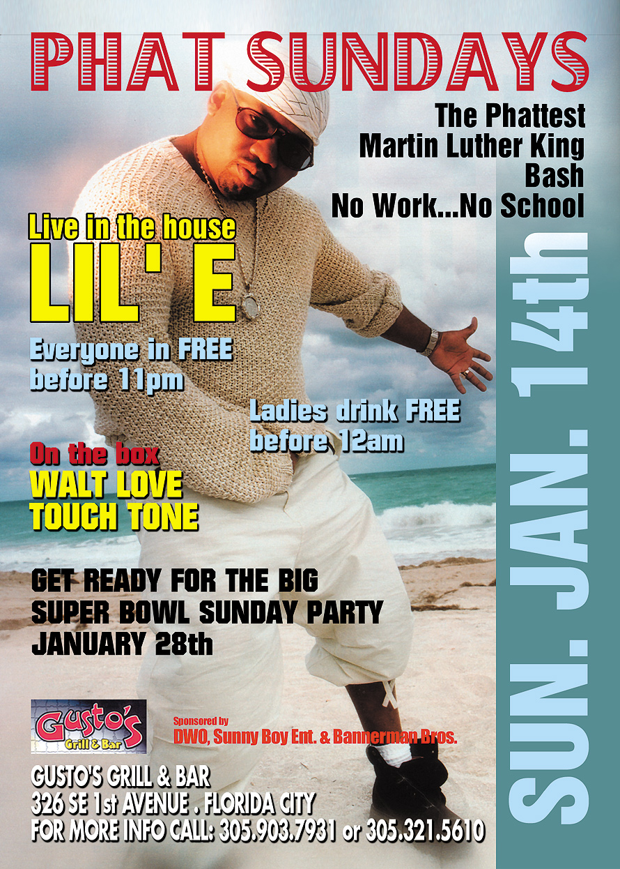 Martin Luther King Celebration at Diamonds and Pearls