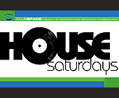 House Saturdays at Club Space - created January 09, 2001