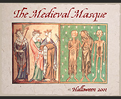 The Medieval Masque Halloween at Gryphon - tagged with costume contest