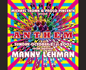 Anthem October at Crobar - tagged with men