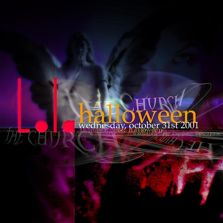 Lola Bar Halloween