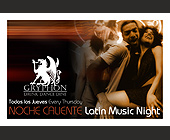 Noche Caliente at Gryphon - tagged with oo