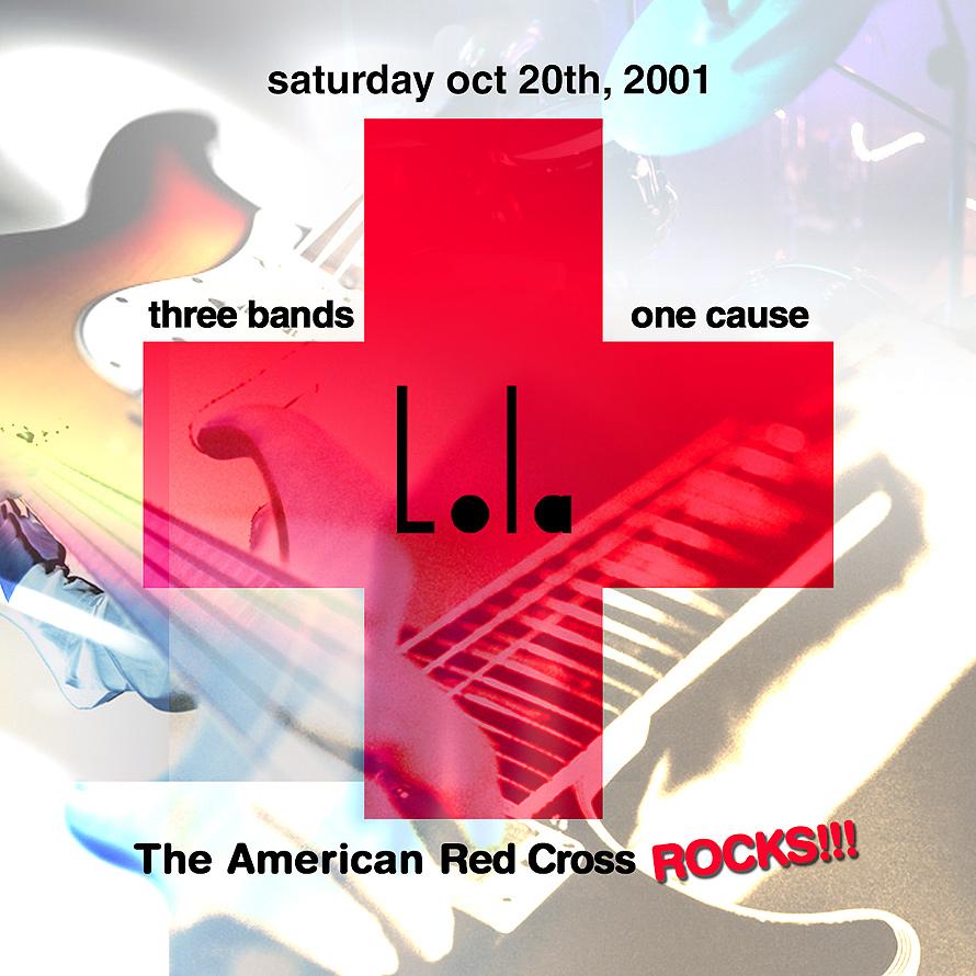 The American Red Cross Rocks