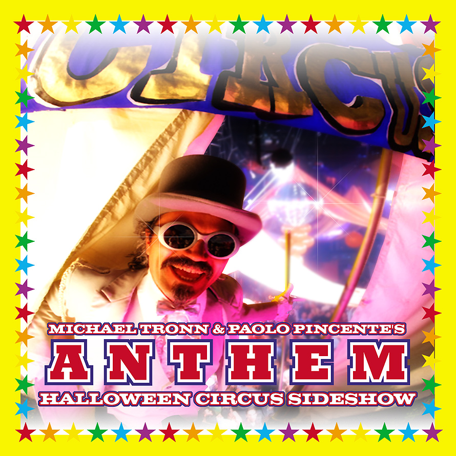 Anthem Halloween Circus at Crobar