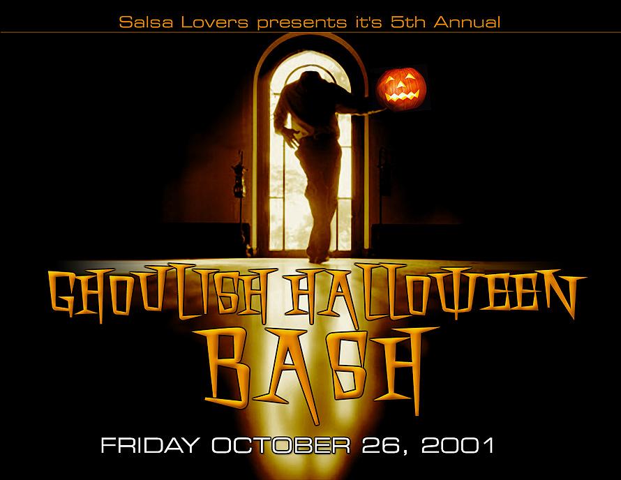 Salsa Lovers Presents Ghoulish Halloween Bash