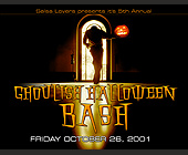 Salsa Lovers Presents Ghoulish Halloween Bash - Bars Lounges