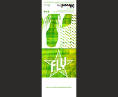 Fly at Billboard Live - 3724x1330 graphic design