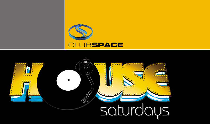 House Saturdays Club Space Complimentary Admission