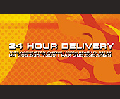 Cheeseburger Baby Offers 24 Hour Delivery in Miami Beach - tagged with miami beach fl 33139
