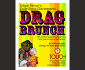 Drag Brunch at Touch in South Beach - Nightclub