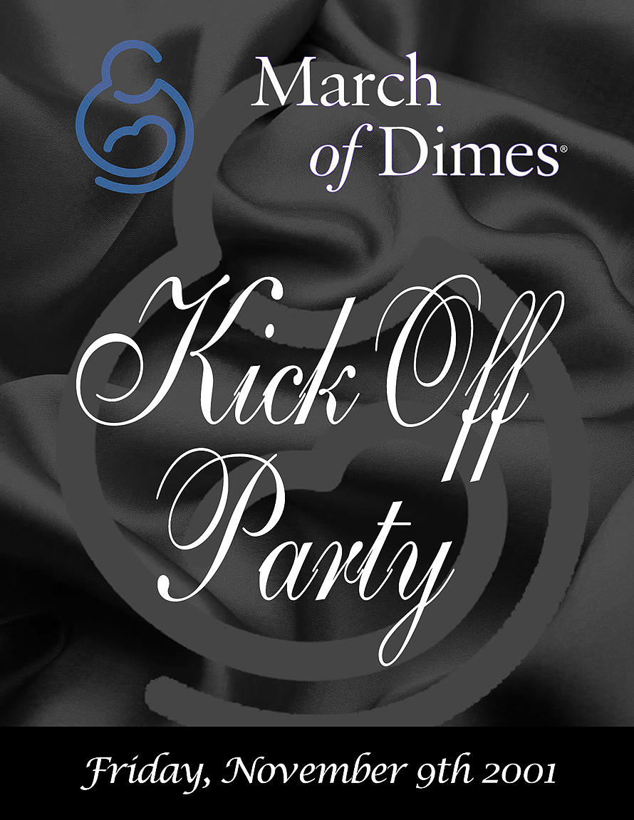 March of Dimes Kick Off Party at Sforza Lounge