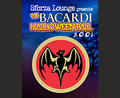Sforza Lounge Presents The Bacardi Halloween Ball - created October 04, 2001