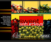 Sweet Saturdays at Whisky Lounge - created October 04, 2001