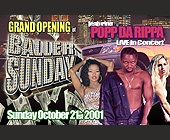 Baller Sunday at Black Gold Adult Club - Black Gold Adult Club Graphic Designs