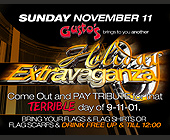 Holiday Extravaganza - Party Graphic Designs