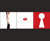 Kiss Steakhouse and Lounge at The Albion Hotel Grand Opening - 3938x1313 graphic design