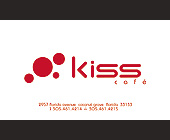 Kiss Cafe - created November 13, 2001