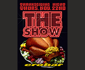 The Show Thanksgiving Night - Nightclub