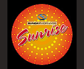 Sunday Mornings Sunrise Event at Club Space - Club Space Graphic Designs