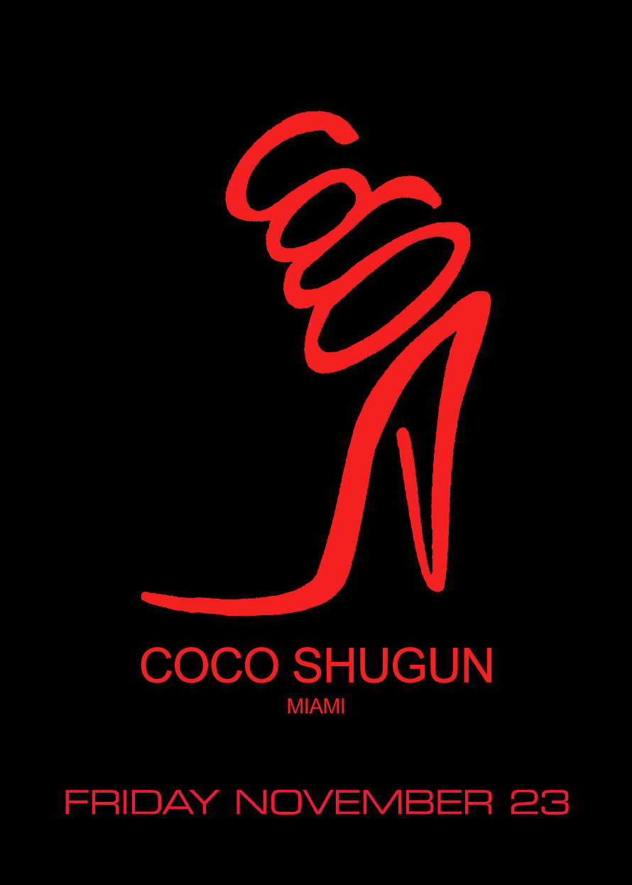 Coco Shugun Event at Club Space